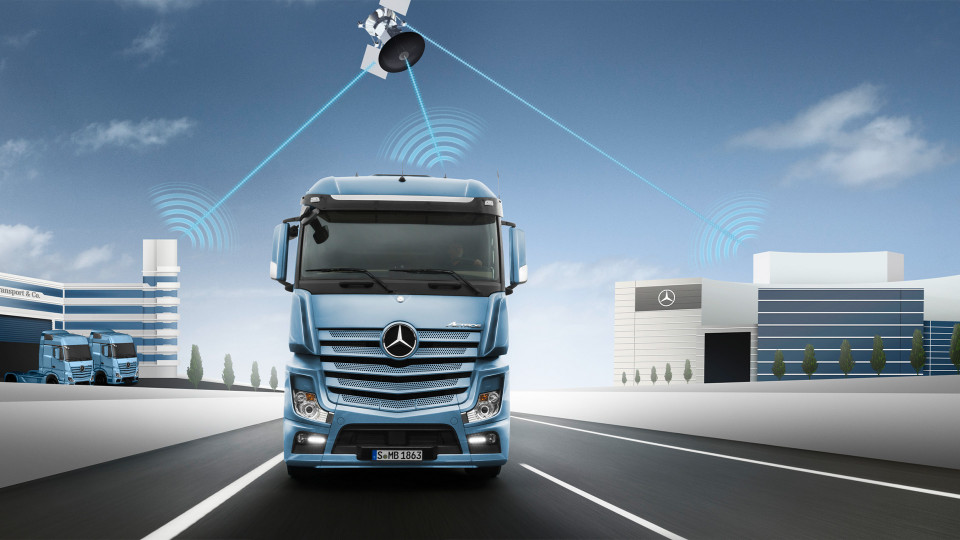 Mercedes-Benz Uptime